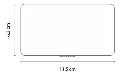 costurero viajero con espejo, 9 accesorios