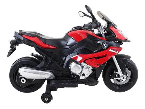 costzon kids ride on motorcycle bmw 12v motorizado a bate...
