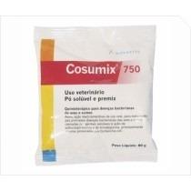 Kit 3 Und  Cosumix 750mg Premix Quimioterapio Coriza 80gr