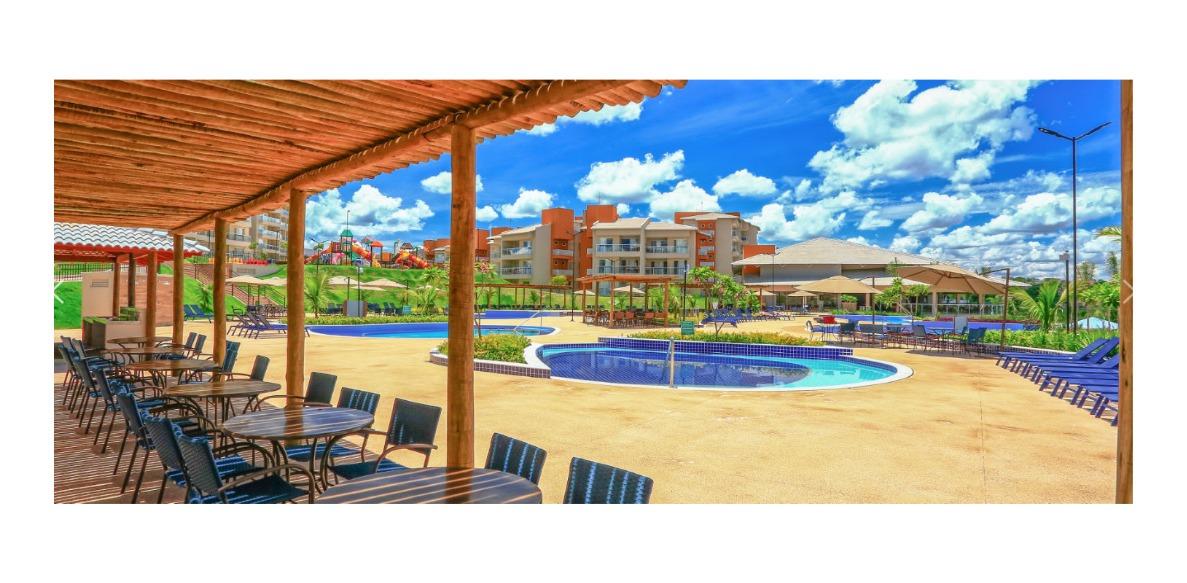 cota apartamento ilhas do lago resort caldas novas