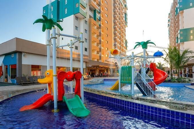 cota enjoy olimpia park resort - quitada com escritura !