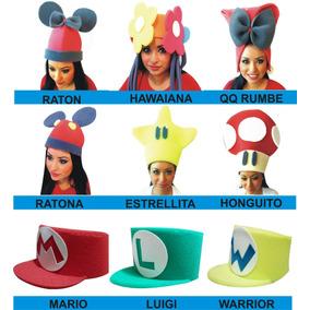 ac8e62a35b01e Gorro Hormiga Sombrero De Cotillon - Sombreros para Fiestas por 12 ...