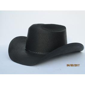 889d2f23663d5 60 Sombrero Texano Negro Adulto Norteño Fiesta Batucada