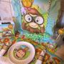 Articulos De Cumpleaños Jorge El Curioso Cotillon
