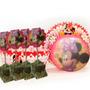 Cupcake Cápsula Y Pinchos Cumpleaños Minne Mouse Fiestaclub
