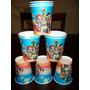 Pack 10 Vasos Descartables Para Cumpleaños Infantiles