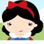 Kit Imprimible Princesa Blancanieves Baby Candy Bar Tarjetas