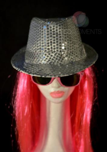 cotillón luminoso sombreros gorros