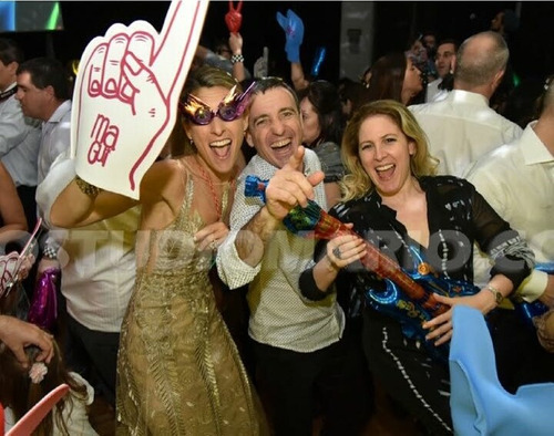 cotillon manopla gigante goma eva ideal fiestas eventos