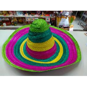 941f5bb7b653b Sombrero Mexicano Cotillon De Goma en Mercado Libre Argentina
