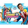 Kit Imprimible Junior Express Diseña Tarjetas Y Mas 2x1
