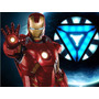 Kit Imprimible 1 Iron Man Tarjetas Cumples Y Mas