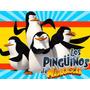 Kit Imprimible 2 Pinguinos D Madagascar Diseñá Cumples Y Mas
