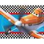 Kit Imprimible 1 Aviones Disney Candy Bar Tarjetas Y Mas