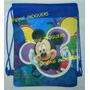 Bolso Tula Mickey, Minnie, Bebe Minnie-mickey, Cotillón
