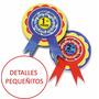 Medallas Premio Cotillon, Rifa, Piñata Niños, Fiestas