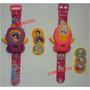 Reloj Princesas, Hello Kitty Digital, Lanza Discos, Cotillón