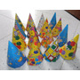 Sombrero Cono De Carton Colorido Hora Loca Bodas 15 Años