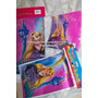 Kit De Manteleria Para Decorar Rapunzel Minion Cotillon