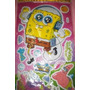 Calcomania Para Decorar Ambiente Bob Esponja