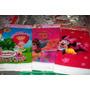 Mantel Princesas Diego Dora Cars Backyardigan Minnie Tom