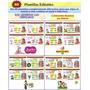 80 Modelos De Cedulas Infantiles 100% Editables