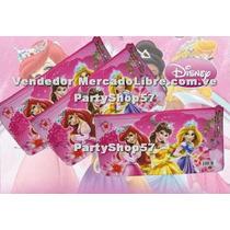 Cartuchera Cotillon Dora Barbie Princesas De Disney Fresita