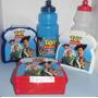 Toy Story, Mickey, Sandwichera + Cooler, Combo Cotillón