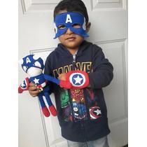 Cotillon Fiesta Infantil Avengers