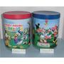 Potes Con Tapa Mickey, Minnie, Phineas Y Ferb Cotillones Y +