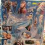 Calcomanias De Frozen , Cars,dragon Ball,super Heroes, Peppa