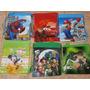 Tulas De Diferente Motivos Carts Miki Mario Spiderman Ben 10