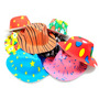 Sombreros Plásticos Hora Loca Tipo Vaquero, Hora Loca