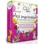 Kit Imprimible Empresarial Oro - Invitaciones, Recuerdos