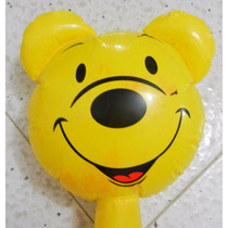 Winnie Pooh Inflable Aplaudidor Gte Matrimonio 15años