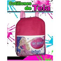 Cotillon De Tela Personalizado ( Bolso Escolar 2 )