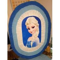Piñata Princesa Frozen - Espectaculares Piñatas Frozen