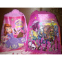 Tula Bolso Morral Cotillon Monster High Ironman Jake Pirata
