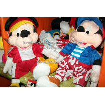 Peluche Mickey Minnie Mouse 40 Cm Cotillon