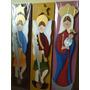 Virgenes En Madera Mdf