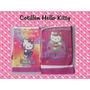 Cotillón Tula Sublimado Hello Kitty, Princesas, Monster High