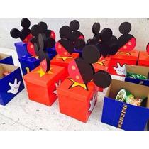 Cotillones Tipo Caja Fiestas Infantiles