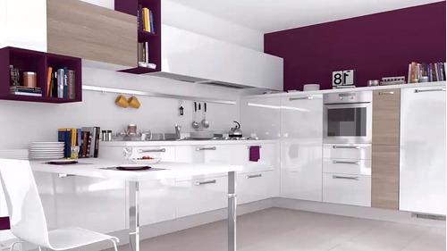 cotiza tu cocina integral en sólo unos minutos