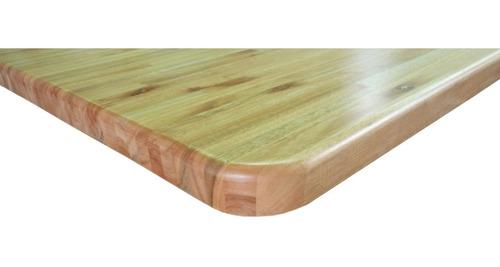 cotización barra mesada mesa madera a medida baño cocina mdp