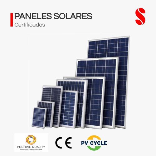 cotización de panel solar para tu empresa o familia