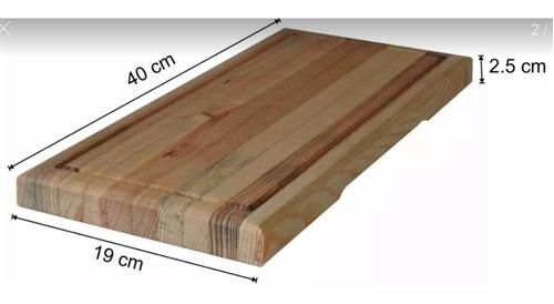 cotización de tablas para cocina