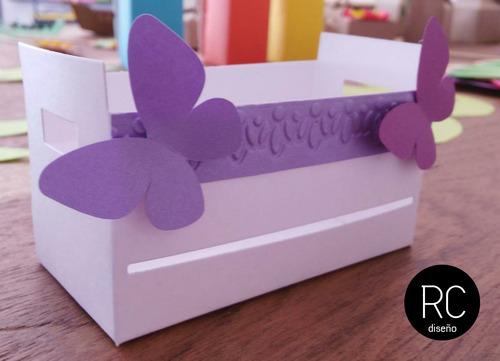cotización invitaciones caja mesa dulces decoración recuerdo