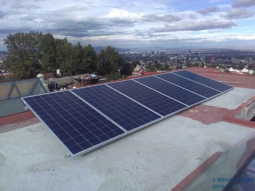 cotización/asesoría de instalación de paneles solares tier 1