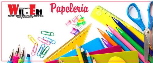 cotizaciones de listas escolares y productos de oficina