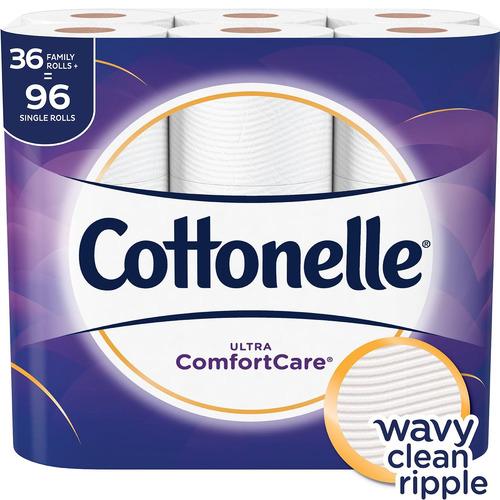 cottonelle ultra comfortcare - papel higiénico,